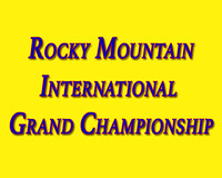 20. Rocky Mountain International Grand Champ Show-OFFICIAL PHOTOGRAPHER