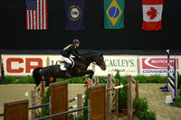 27.  National Horse Show - Jumpers